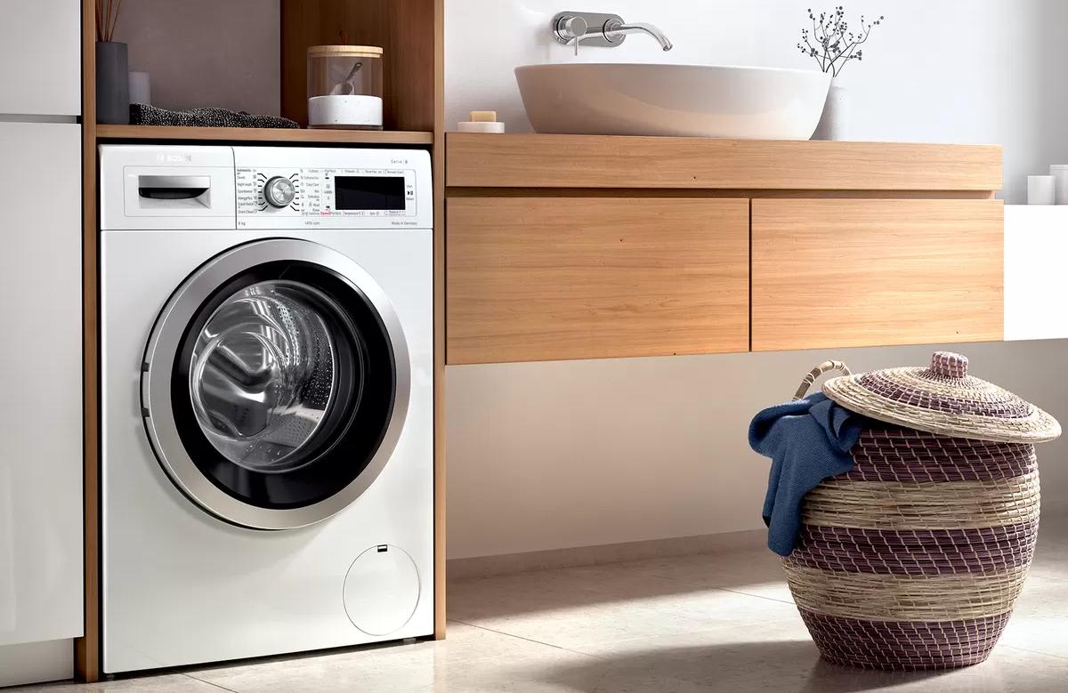 راه اندازی لباسشویی زیرووات