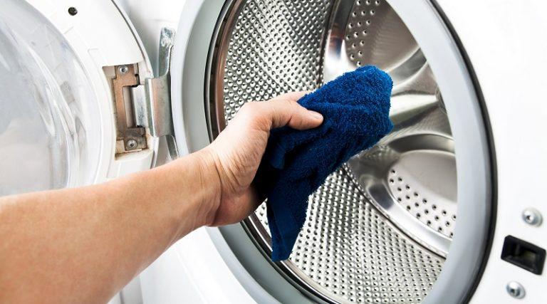 جرم گیری ماشین لباسشویی درب از جلو