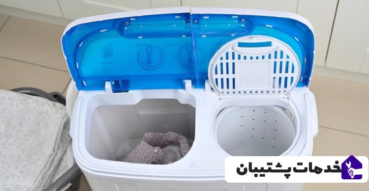 ارزانترین ماشین لباسشوییهای دوقلوی نیمه اتوماتیک در بازار لوازم خانگی