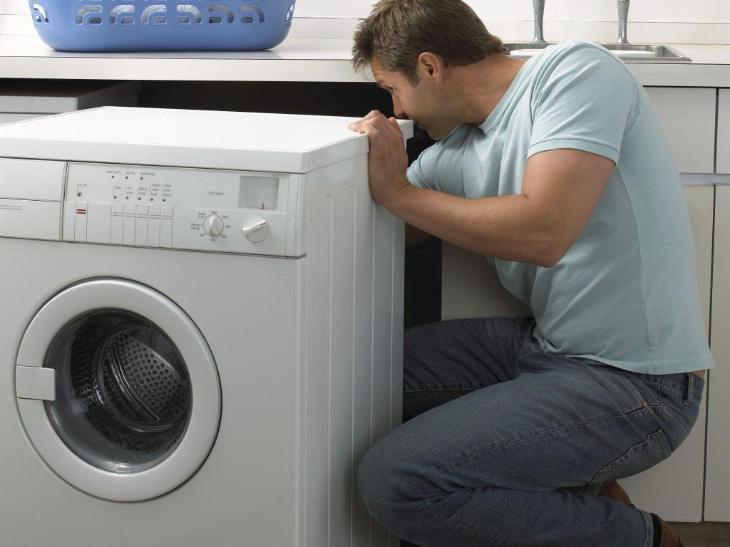رفع ایرادات ماشین لباسشویی