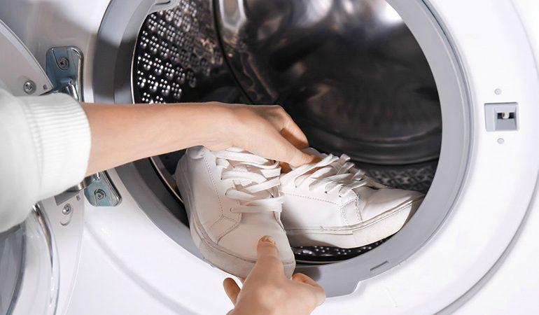 تمیز کردن کفش و کتونی