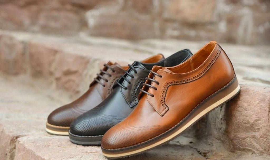 تمیز کردن کفشهای چرمی (ورنی)