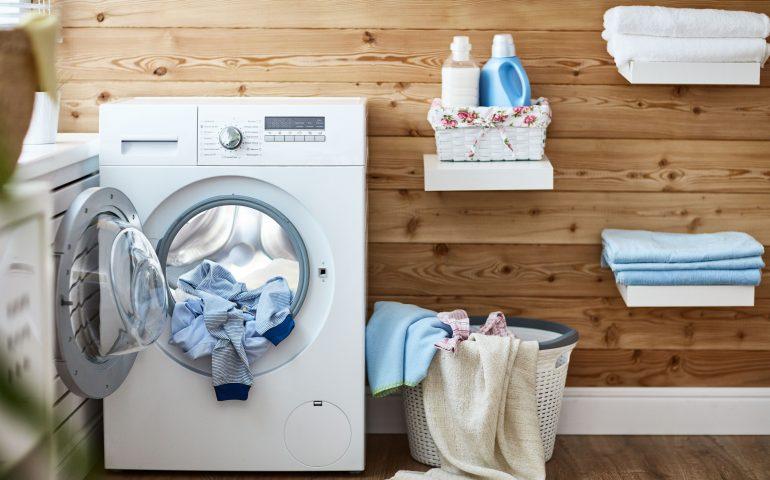 استفاده از لباسشویی