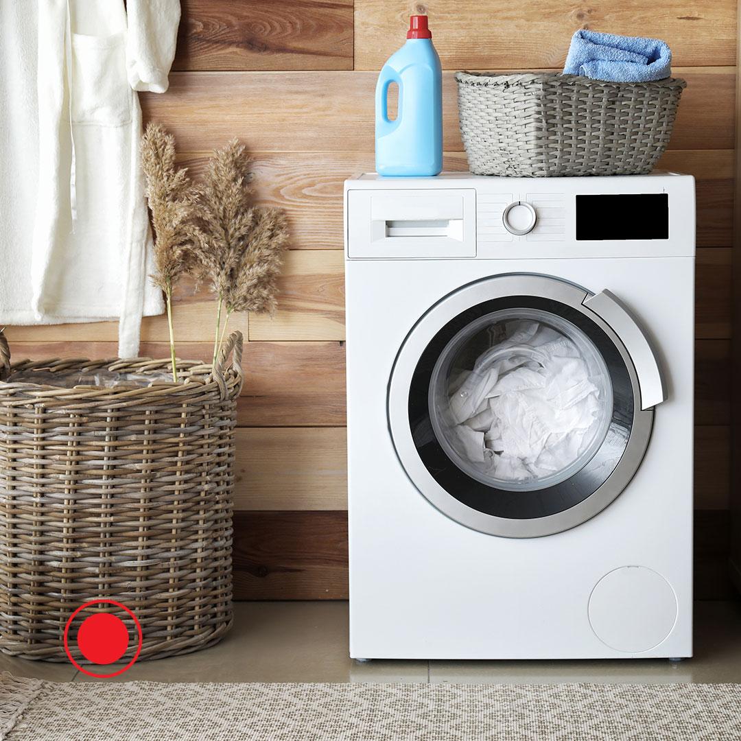 شستن اشیا با لباسشویی