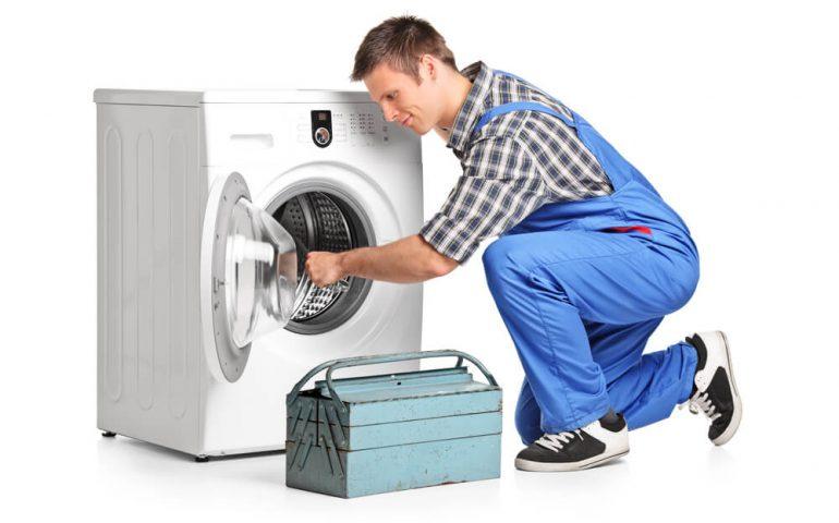 آموزش نحوه نصب لباسشویی