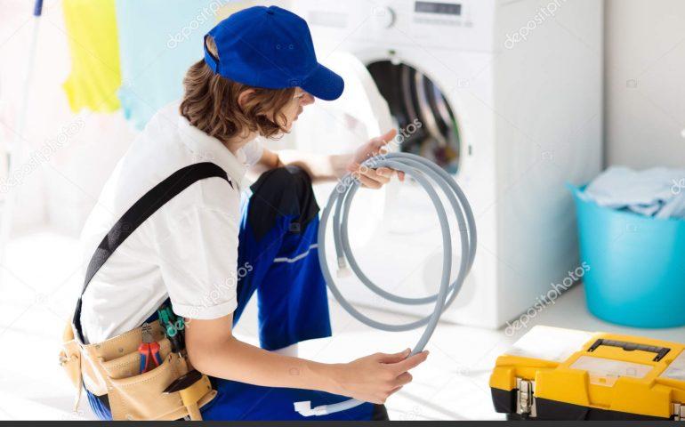 نگهداری از لباسشویی